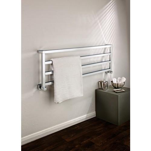 Panorama design handdoek radiator voor de badkamer en keuken