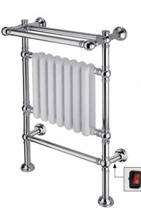 Armonia Classic staande handdoekradiator