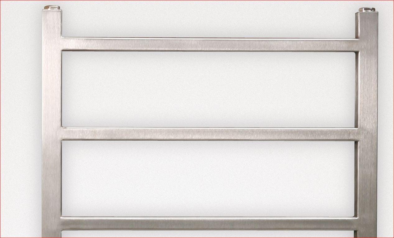 Astoria RVS handdoek designradiator