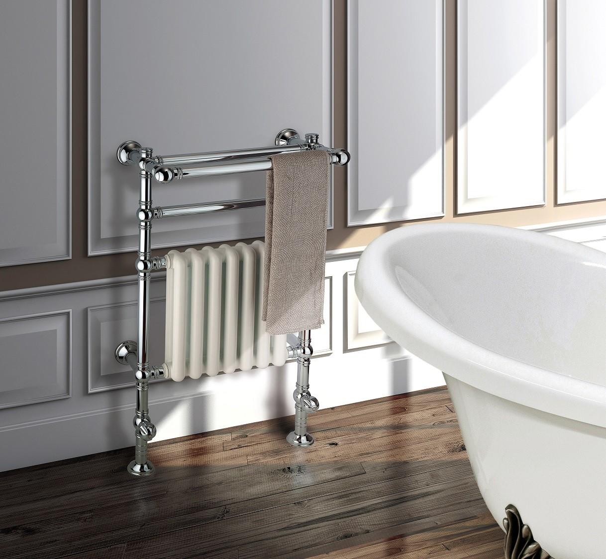 Engelse handdoekradiator