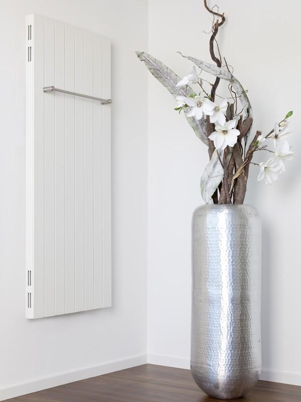 Verticale lamellen radiator