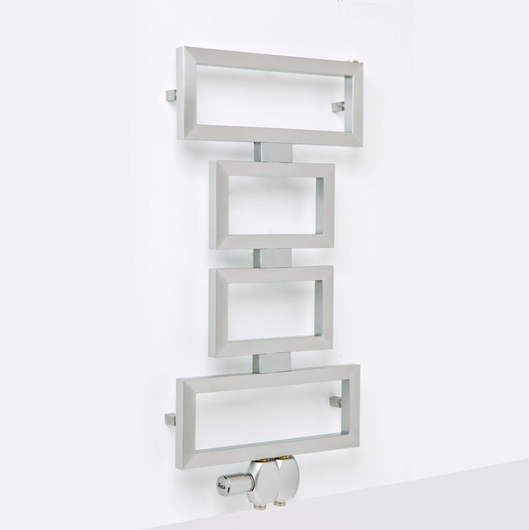 Bek design radiator voor de badkamer en keuken.