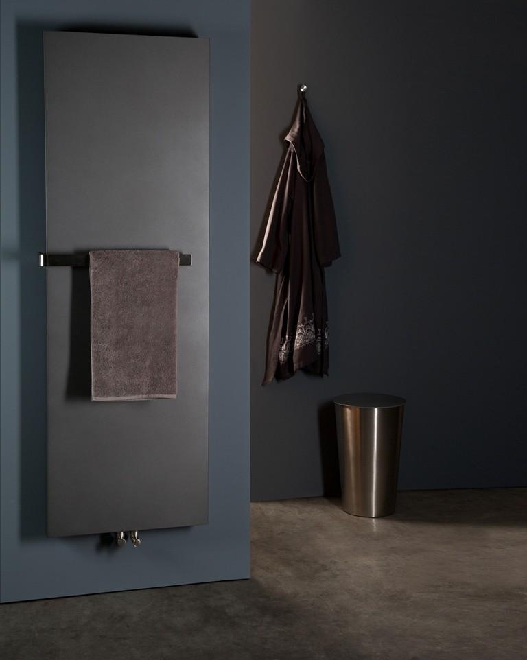 Design radiatoren en verwarming voor de slaapkamer.