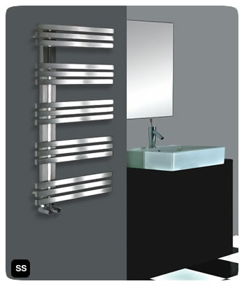 Alias RVS design radiator