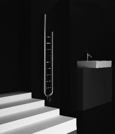 Jazz RVS designradiator