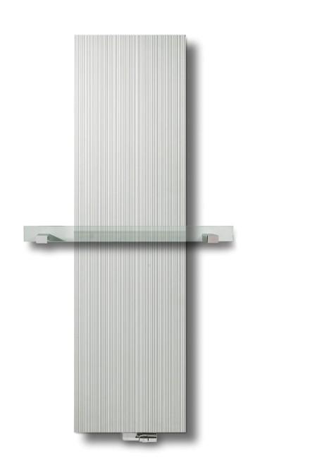 Bryce designradiator met handdoekbeugel