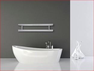 designradiator Orrizonti voor de badkamer
