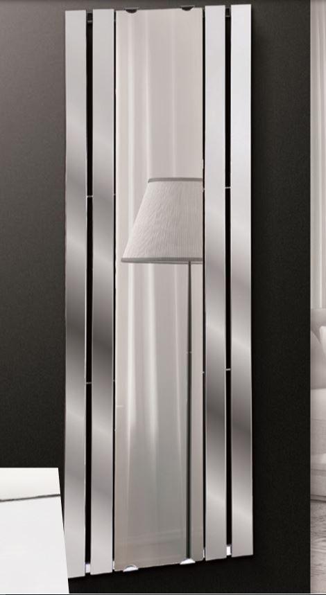 spiegel radiator in chroom