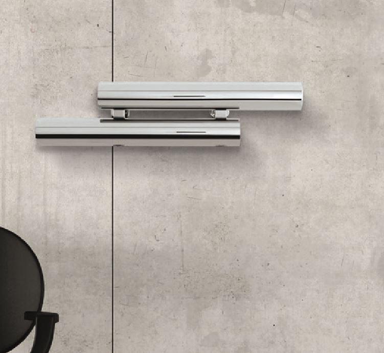 Reflex RVS radiator