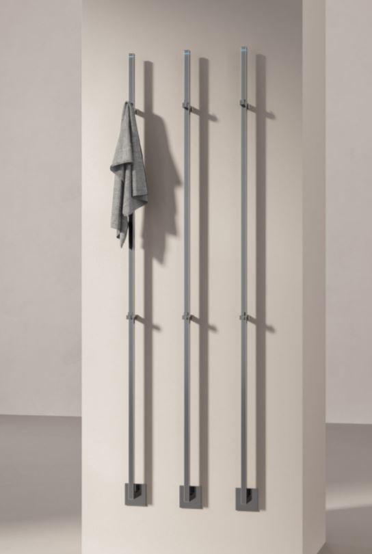 Square elektrische handdoekbeugel