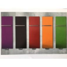 Stretta radiatoren in kleur