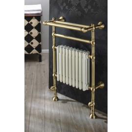 Engelse badkamer radiator