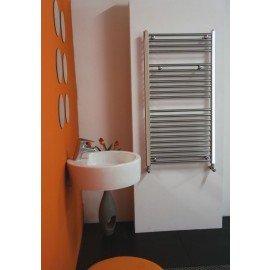 handdoekradiator chroom