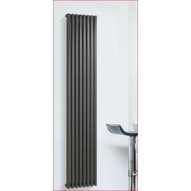 Diva verticale kokerbuis wand design radiator