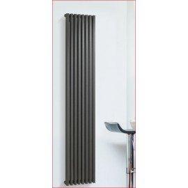 Diva verticale koker buis wand radiator