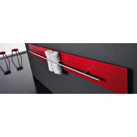 Teso designradiator rood