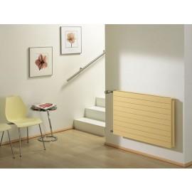 Designradiator voor de woonkamer.