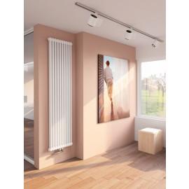 designradiator Classic 2: Ral 9016 wit voor de woonkamer