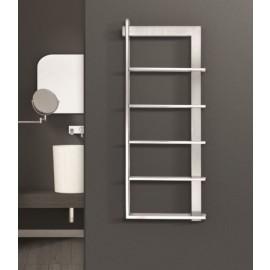 wandradiator RVS radiator Pro Step voor badkamer en keuken
