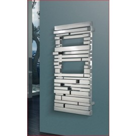 RVS design radiator Inox Wall