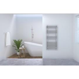 Windsor RVS designradiator voor het drogen van handdoeken